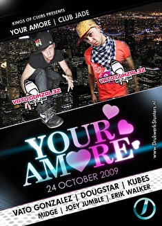 Your amore (flyer)