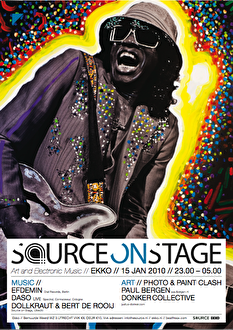 Source on Stage (flyer)