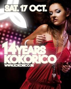 14 Years Kokorico (flyer)