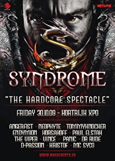 Syndrome (flyer)
