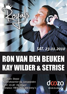 Royals (flyer)
