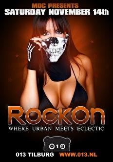 RockOn (flyer)