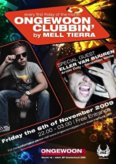 Ongewoon Clubbin (flyer)
