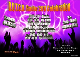 D.U.T.C.H. Radio (flyer)