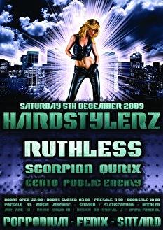 Hardstylerz (flyer)