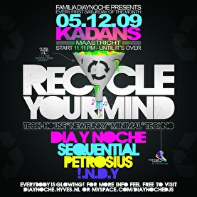 Recycle Your Mind (flyer)