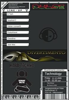 Technology (flyer)