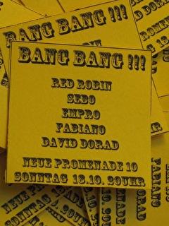 Bangbang (flyer)