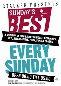 Sunday's Best (flyer)