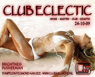Club Electric (flyer)