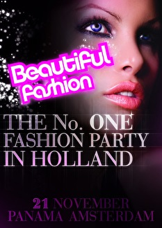 Beautiful Fashion (flyer)