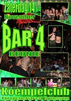 Koempelclub Reunie (flyer)