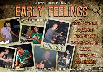 Early Feelings (flyer)