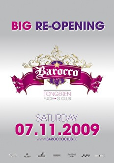 Big Re-Opening (flyer)