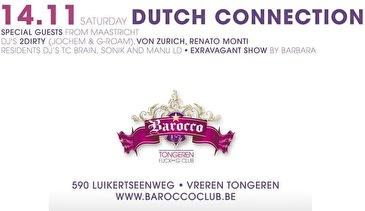 Dutch Connection (flyer)