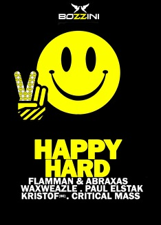 Happy Hard (flyer)
