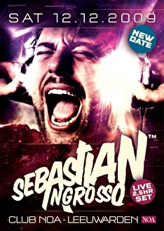 Sebastian Ingrosso (flyer)