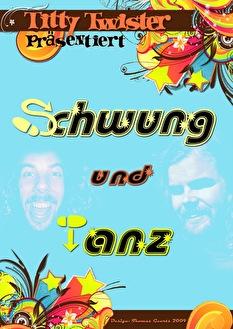 Schwung und Tanz (flyer)