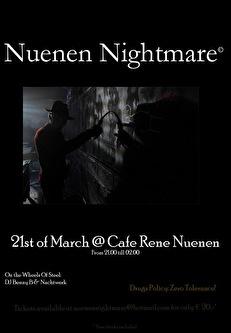 Nuenen Nightmare I (flyer)