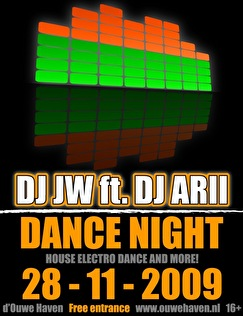 Dance Night (flyer)