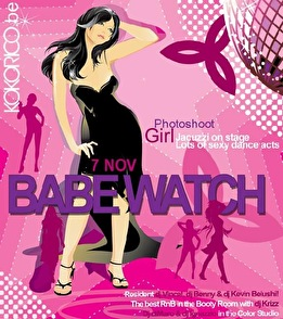 Babe Watch (flyer)