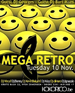 Mega Retro (flyer)