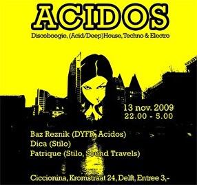 Acidos (flyer)