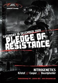 Pledge of Resistance (flyer)