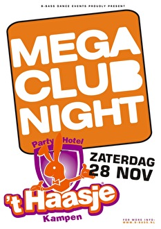 Mega Club Night (flyer)
