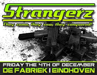 Strangerz (flyer)