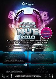 Future Frantic (flyer)