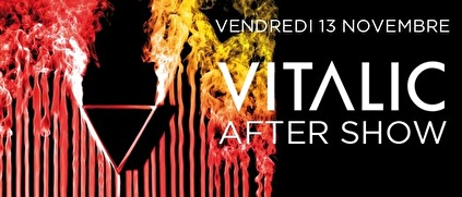 Vitalic After Show (flyer)