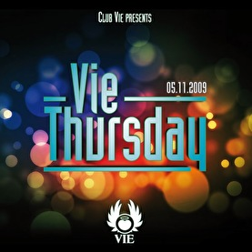 Vie Thursday (flyer)