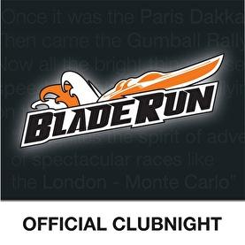 Blade Run (flyer)