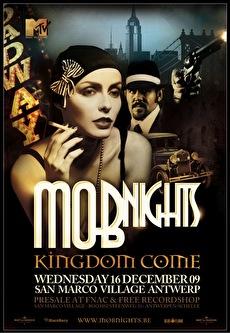 Mob Nights (flyer)