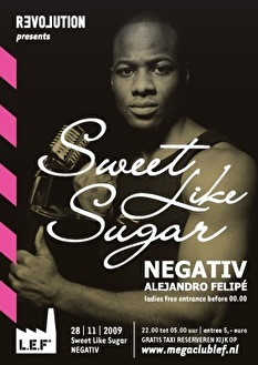 Sweet Like Sugar (flyer)