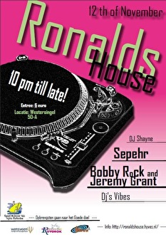 Ronalds House (flyer)