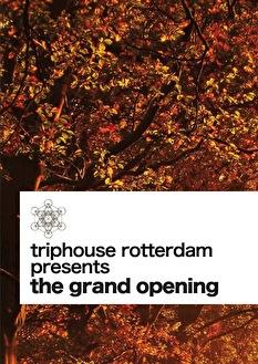 Triphouse Rotterdam (flyer)
