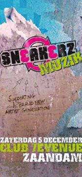 Sneakerz Muzik (flyer)