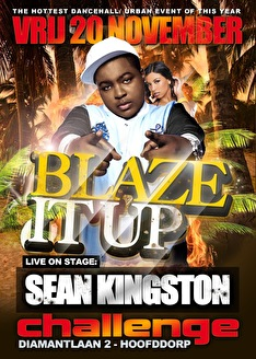 Blaze It Up (flyer)