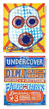 Undercover Collections @ klinch (flyer)