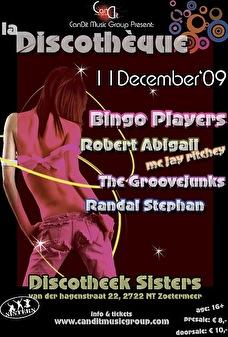 La Discothèque (flyer)