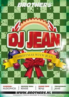 Christmas with Jean (flyer)