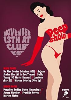 Peepshow (flyer)