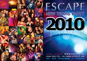 Escape New Years Eve 09-10 (flyer)