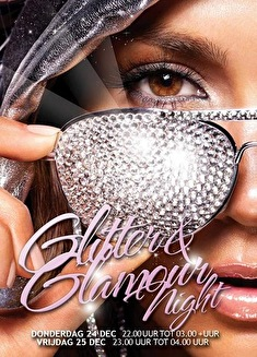 Glitter & Glamour Night (flyer)