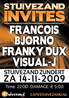 Stuivezand Invites (flyer)