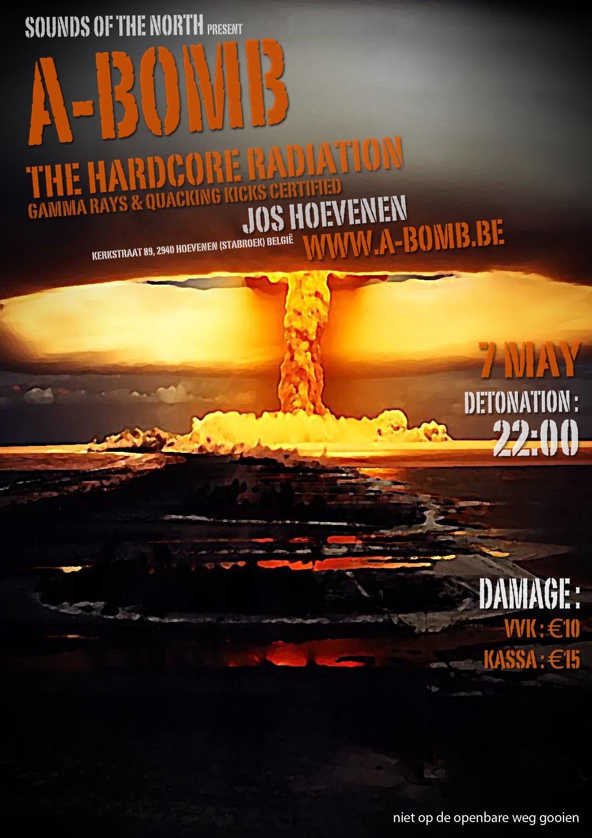 A-Bomb (flyer)