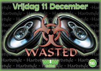Wasted (flyer)