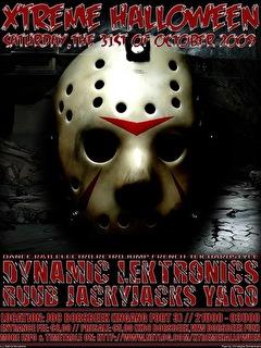 Xtreme Halloween (flyer)